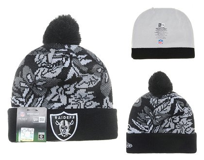 Oakland Raiders Beanies DF 150306 141